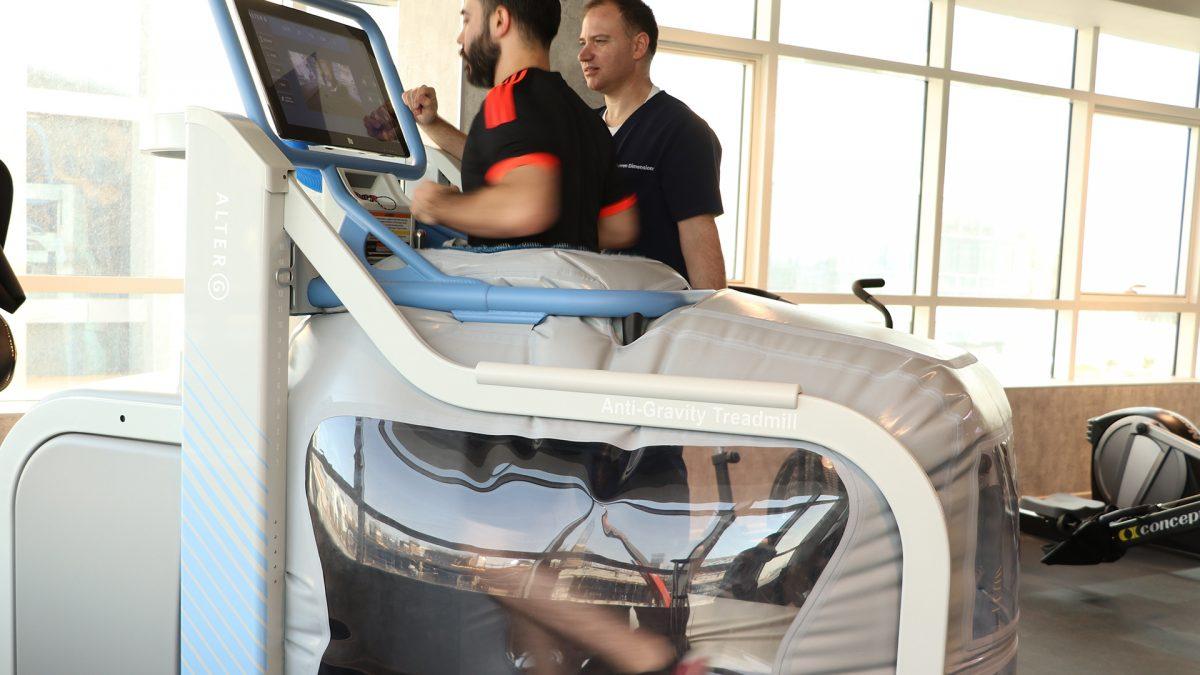 AlterG AntiGravity Treadmill