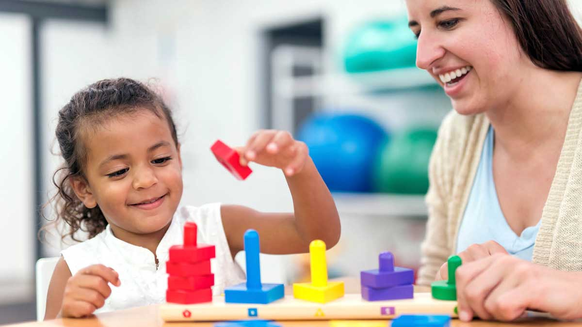 Occupational Therapy for Children