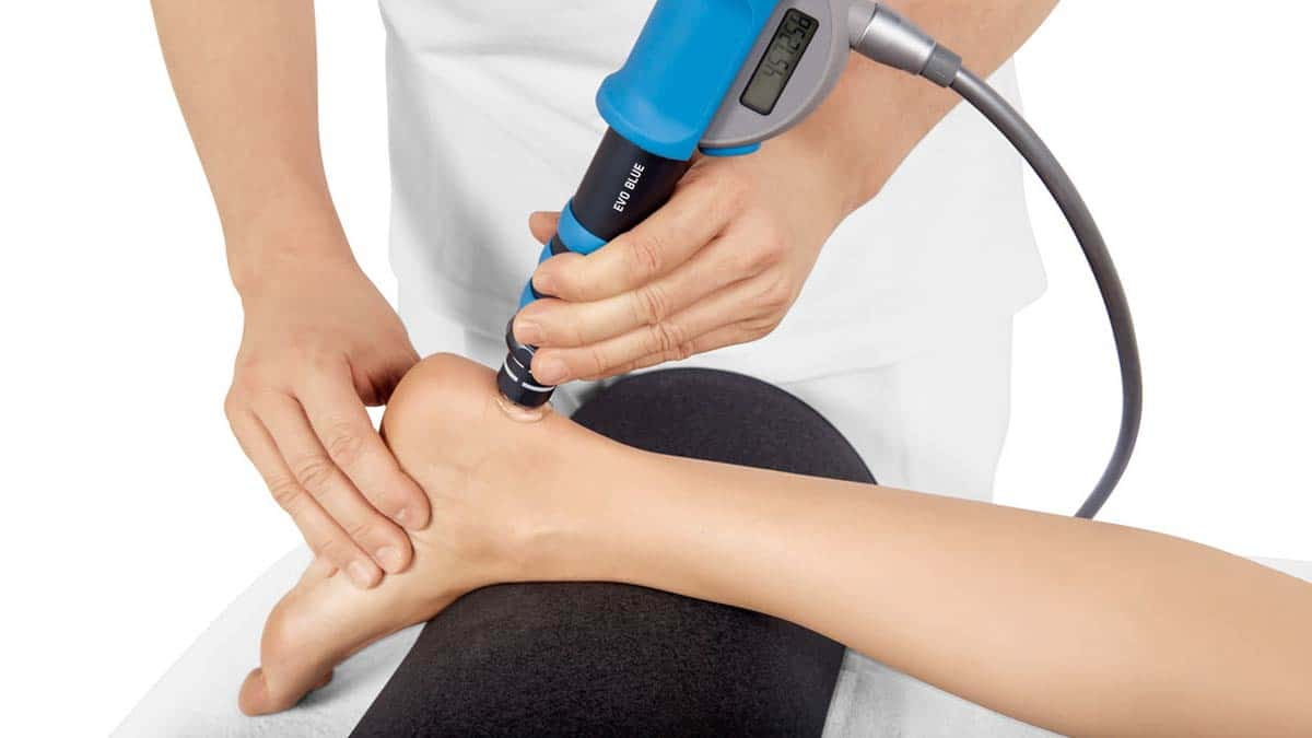Shockwave Therapy Recommended for Sportspersons