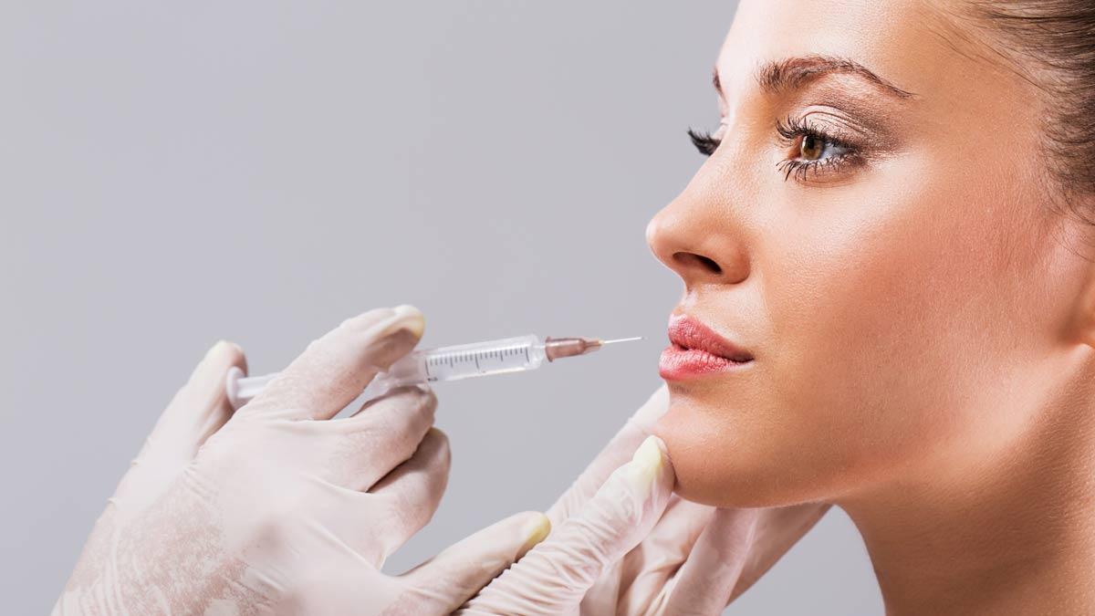 Increase Lip Volume Using Dermal Filler