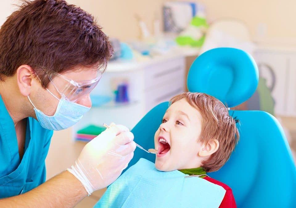 Why Kids Need to Visit Dentist from Small Age