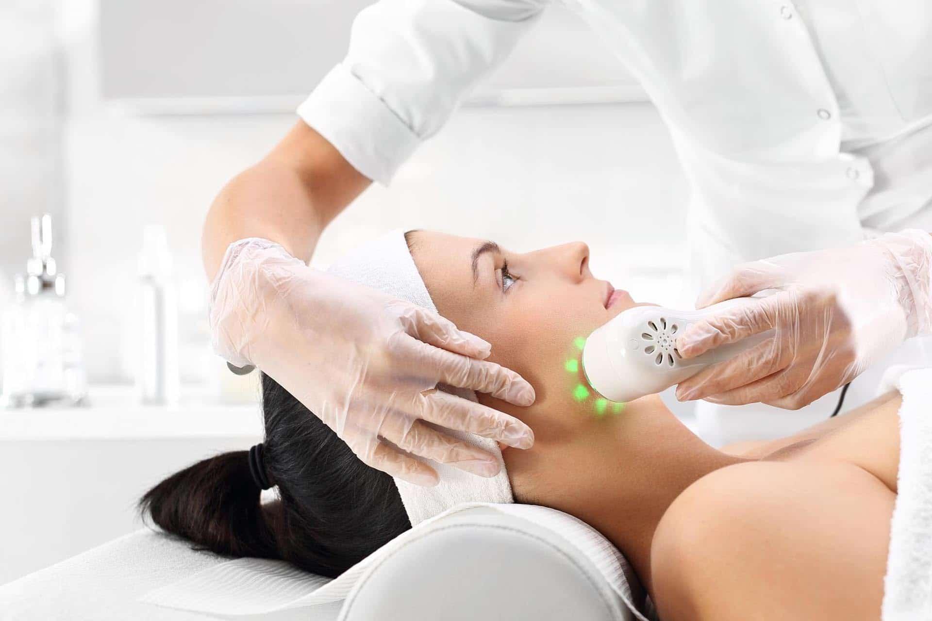 Skincare clinic in Dubai
