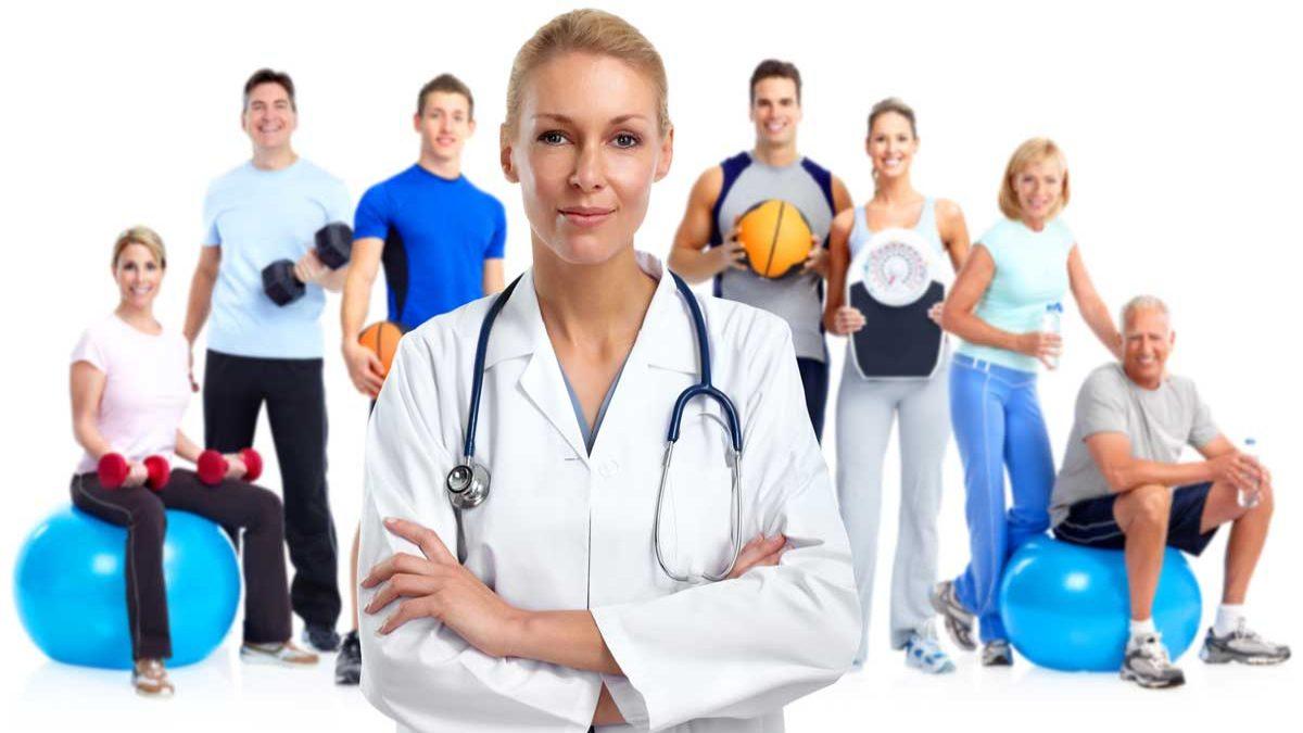 Sports medicine and rehabilitation clinic in Dubai