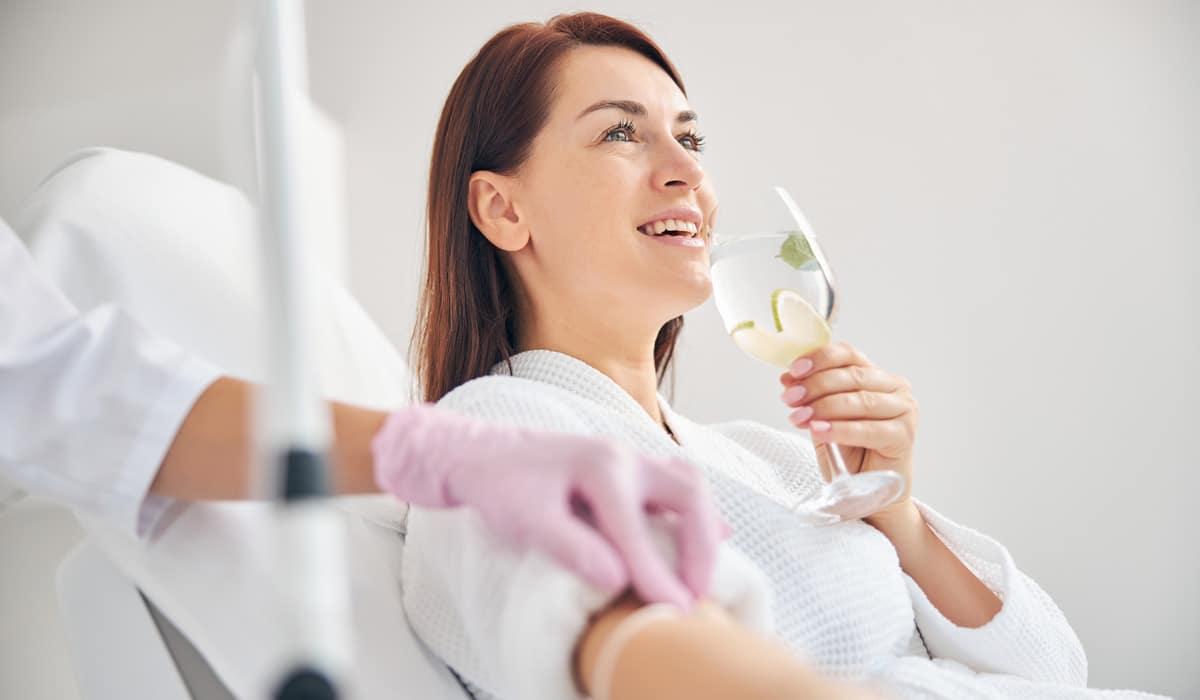 IV Treatment Dubai