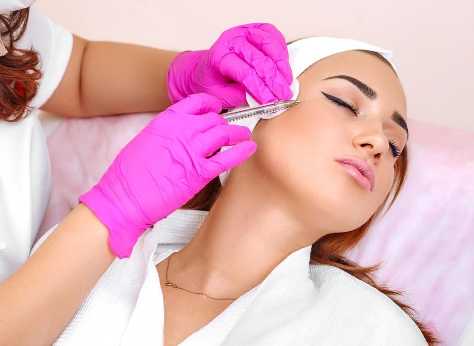 Mesotherapy Treatment for Face and Neck