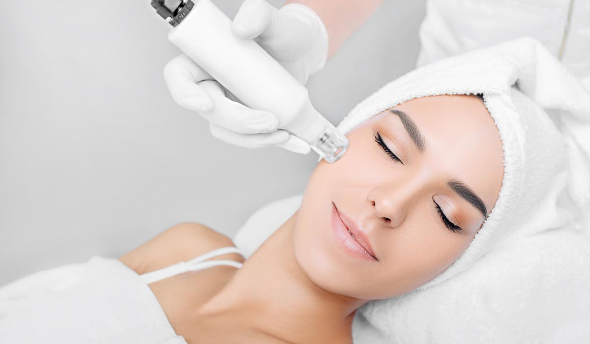 Mesotherapy for Face and Neck