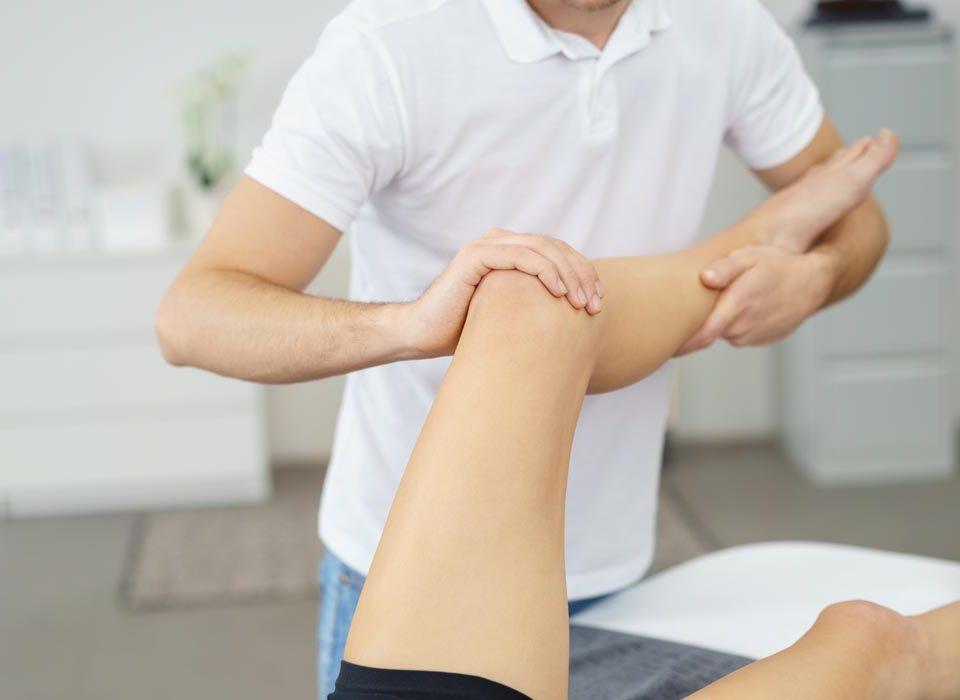 Knee ligament tears surgery UAE